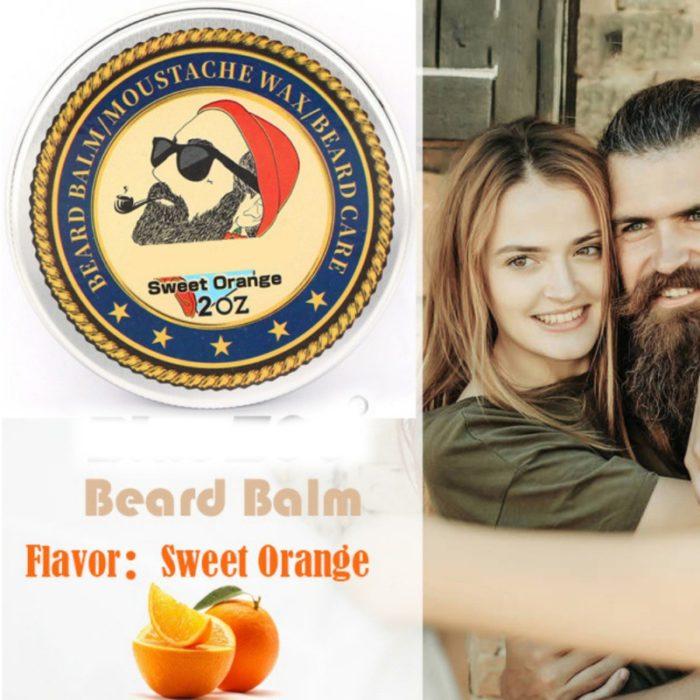 Beard Balm Facial Hair Wax
