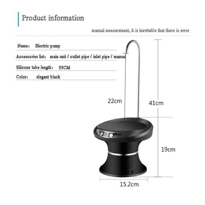 5 Gallon Water Dispenser Electric Pump