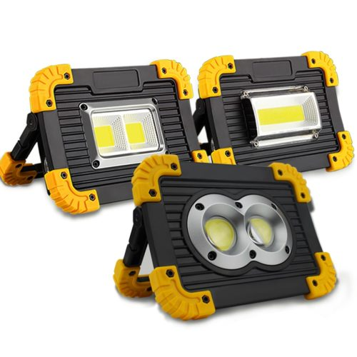 LED Spotlights Portable for Outdoor Use