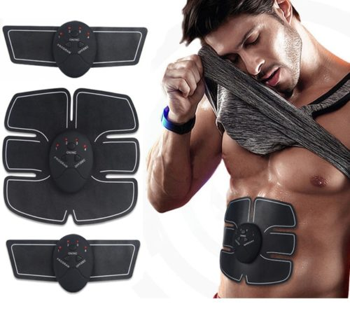 Electrostimulation Fitness Trainer for Muscles