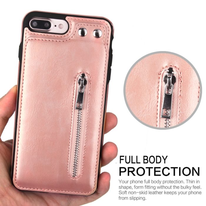 Wallet Phone Case Leather Mobile Protector