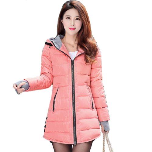 Bubble Jacket Winter Hooded Coat