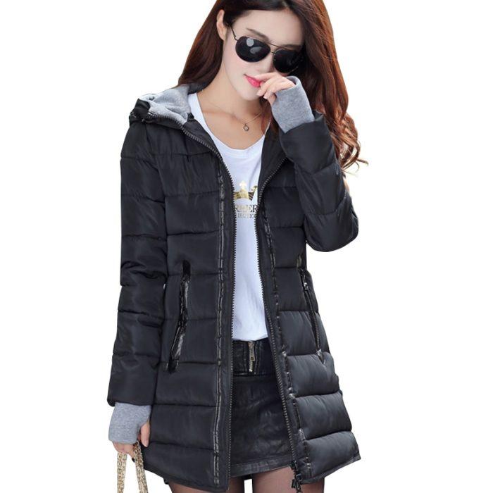 Bubble Jacket Winter Hooded Coat