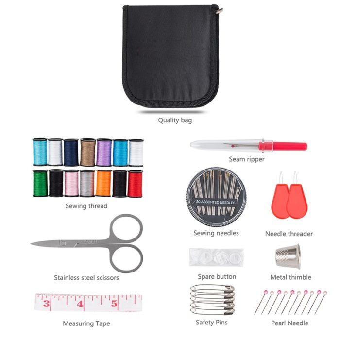 Sewing Accessories Complete Kit