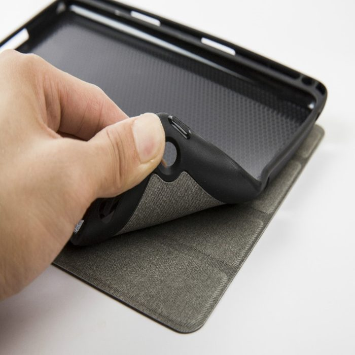 Smart Cover Case for iPad with Stylus Holder
