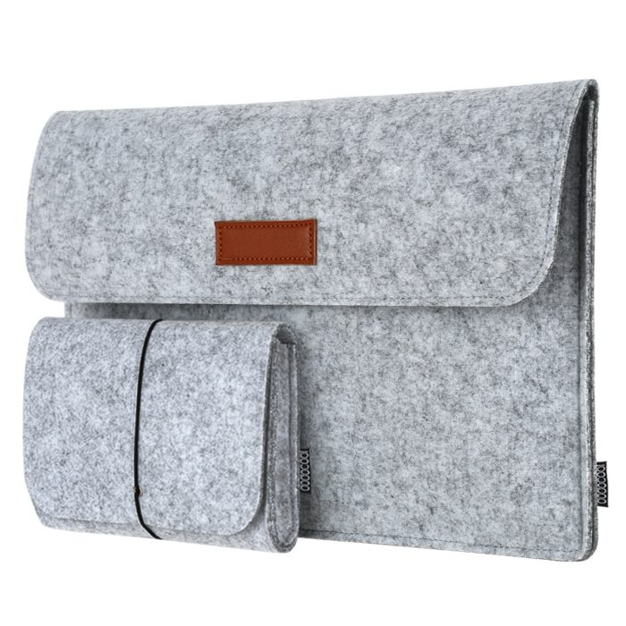 Laptop Case Sleeve with Mouse Pouch