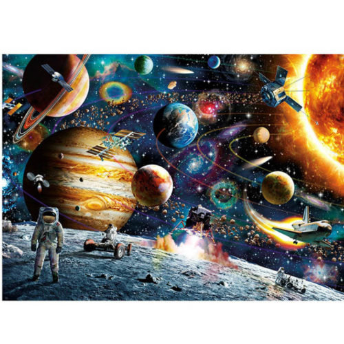 Adult Jigsaw Puzzle 1000 Pieces