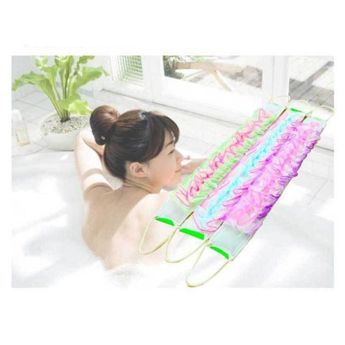 Bath Brush Shower Sponge Back Scrubber