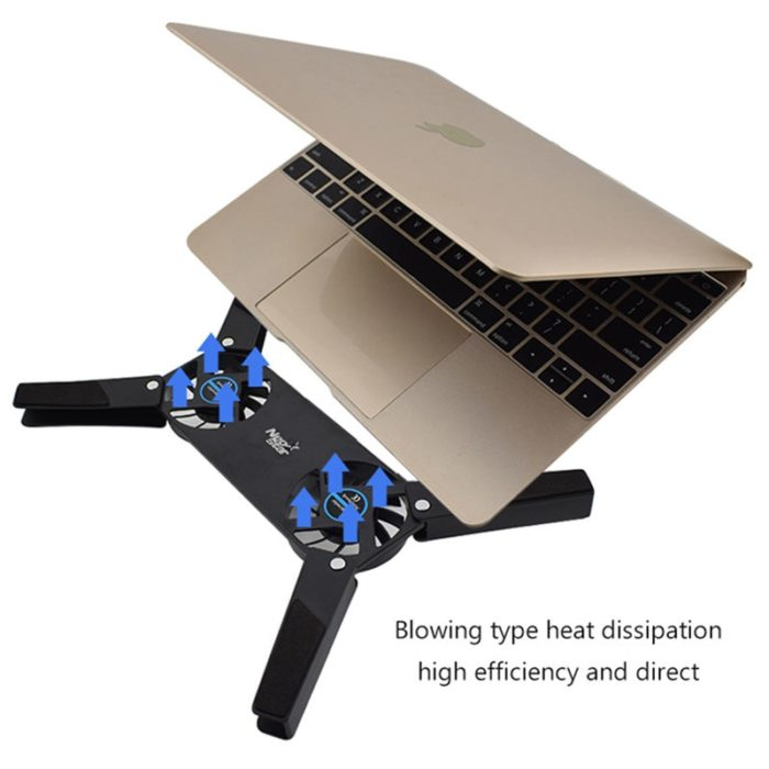 Laptop Cooling Pad with Rotatable Function