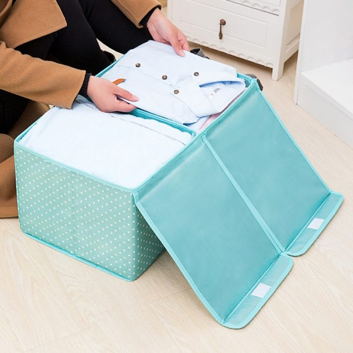 Fabric Storage Boxes Foldables