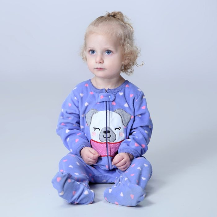 Baby Onesies Zipper Pajama Outfit