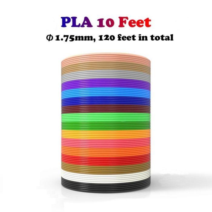 3D Filament PLA Refill Roll
