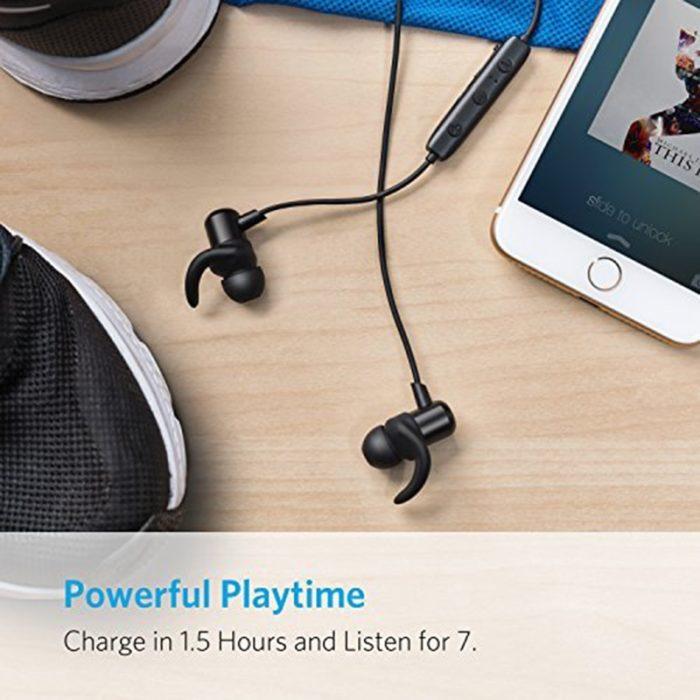 Slim Sports Wireless Headphones