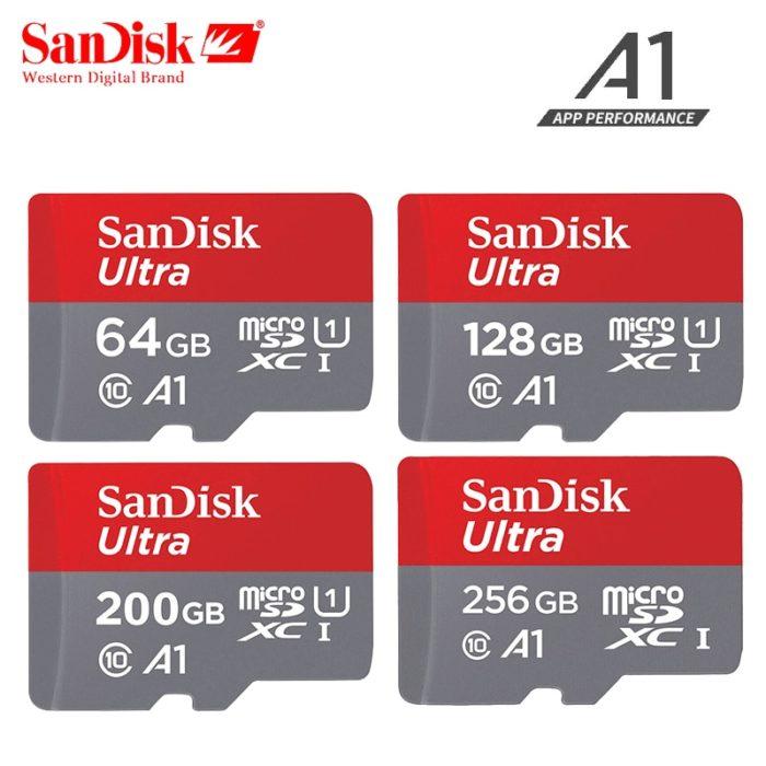 SD Cards Computer Data Storage
