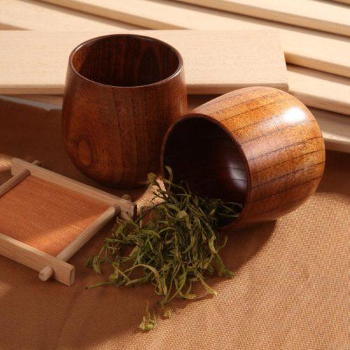 Wooden Cup Handmade Drinkware