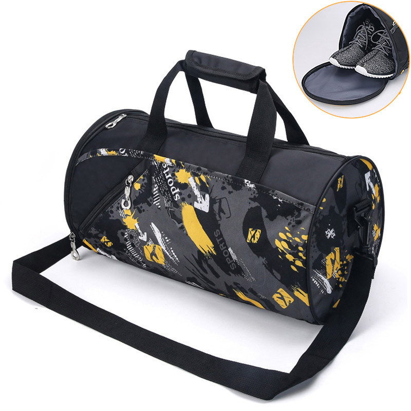 005231e1e23 Small Gym Bag Sports Duffle Bag - Life Changing Products