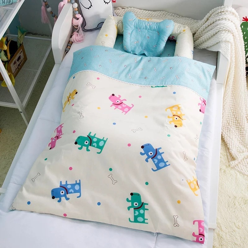 Baby Co-sleeper Set Bed Bassinet - Life Changing Products
