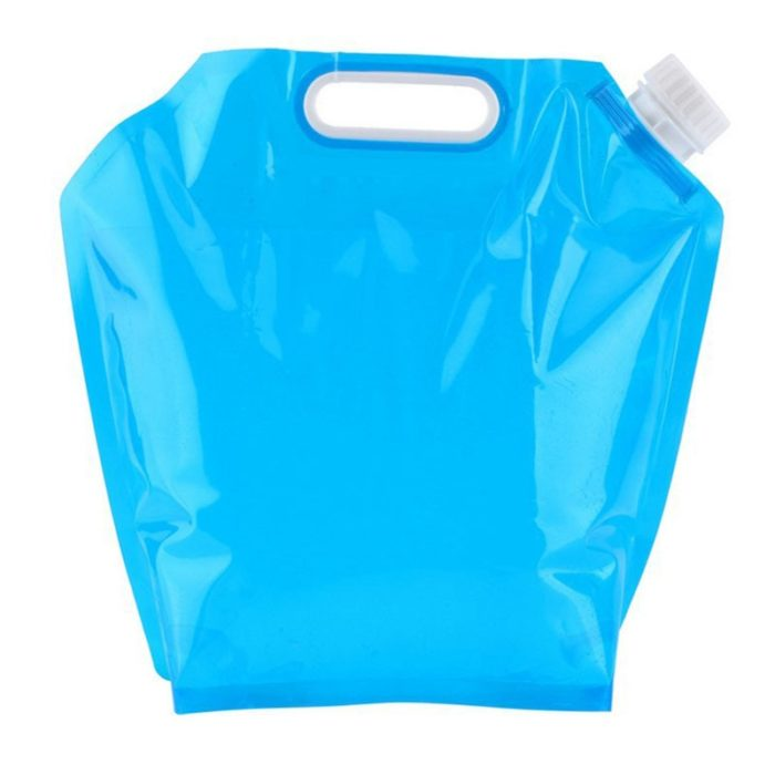 Water Carrier Foldable Container