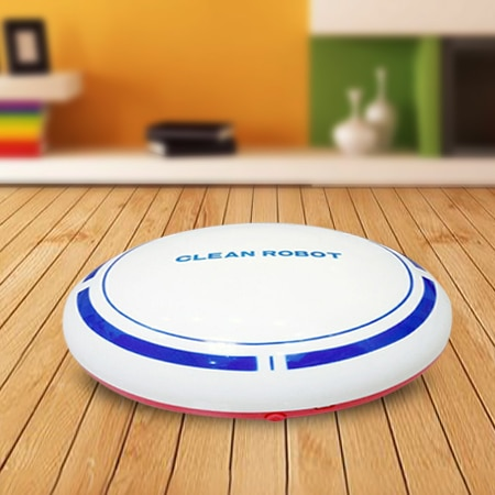 Robot Cleaner Rechargeable Vaccum