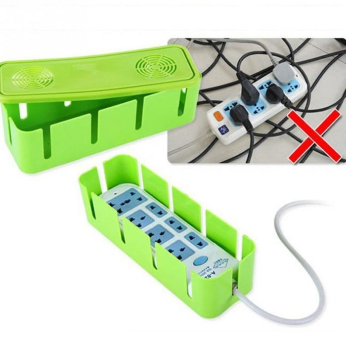 Cable Management Box Wire Organizer