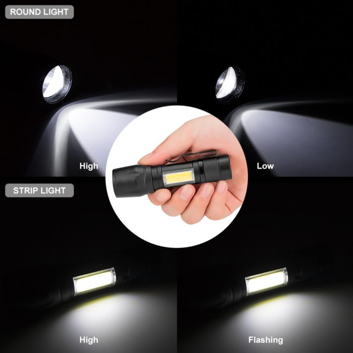 Streamlight Waterproof LED Flashlight