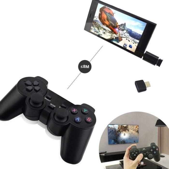 Android Joystick Windows PC Gamepad