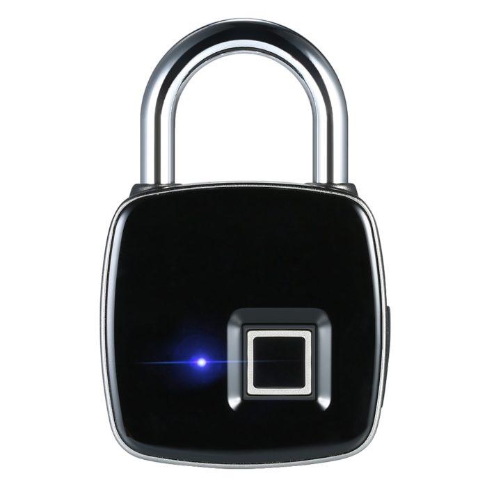 Keyless Fingerprint Lock Security