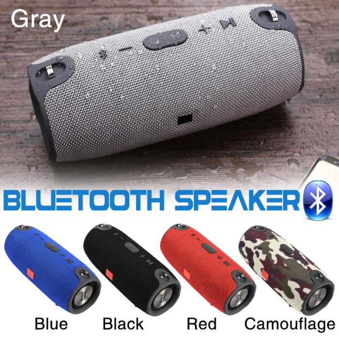Bluetooth Speaker System Music Player
