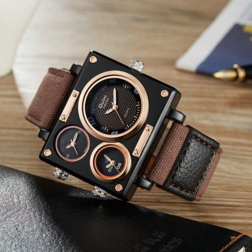 Military Watch Men's Fashion Wristwatch