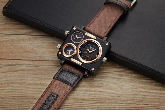 Military Watch Men's Fashion Wristwatch