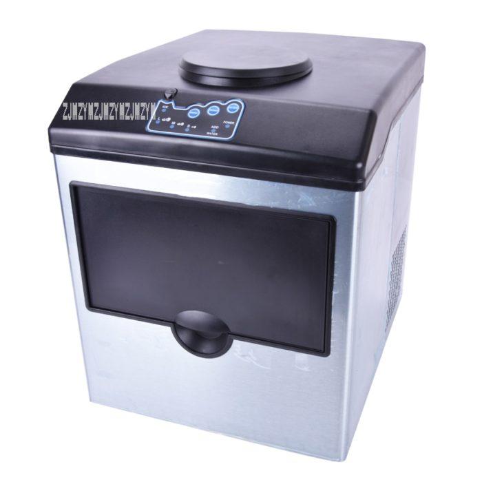 2in1 Ice Maker Machine Water Dispenser