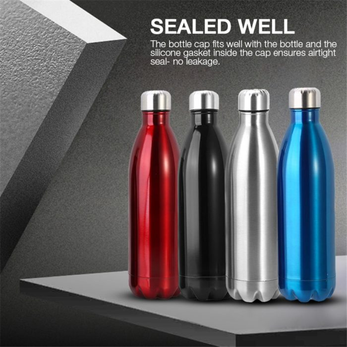 Thermos Vacuum Heat Flask