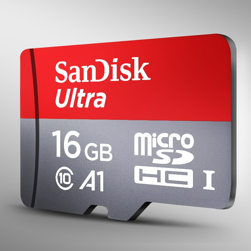 Rewritable Micro SD Card
