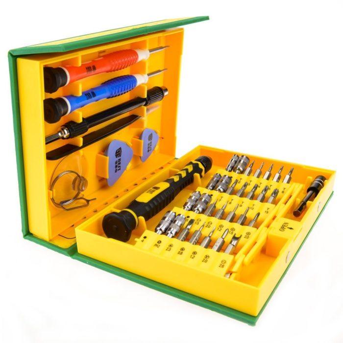 Tool Box Set Multipurpose Screwdriver