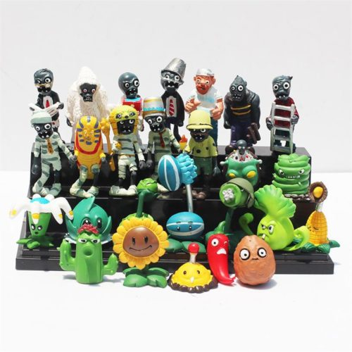 Plants vs Zombies Toy Playset
