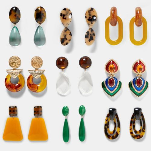 Statement Earrings Boho Accessories