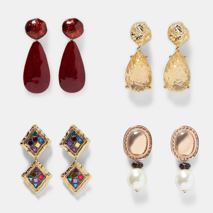 Statement Earrings Boho Accessories