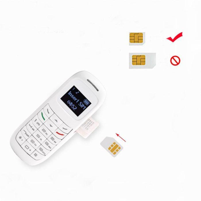 Bluetooth Phone Headset Dialer