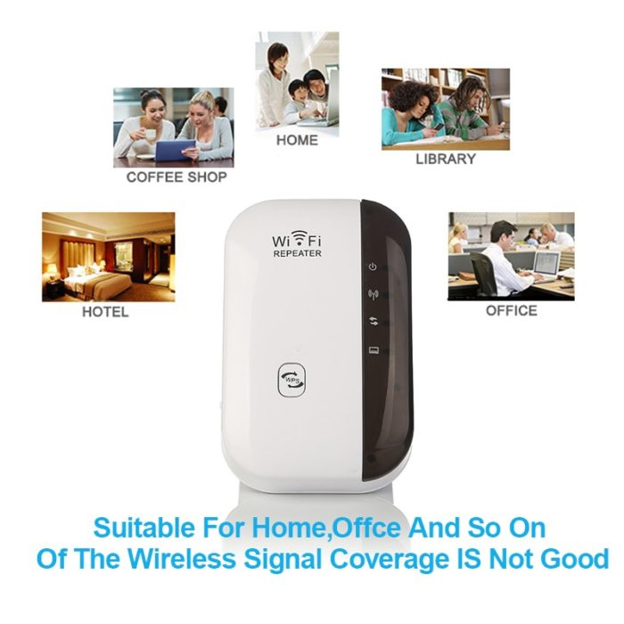 WiFi Repeater Signal Amplifier