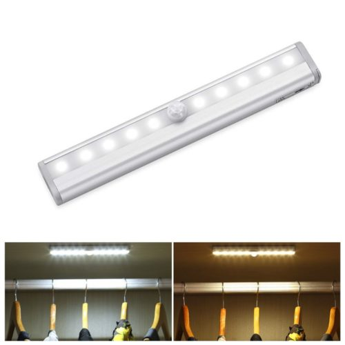Motion Detector Lights Strip Lamp