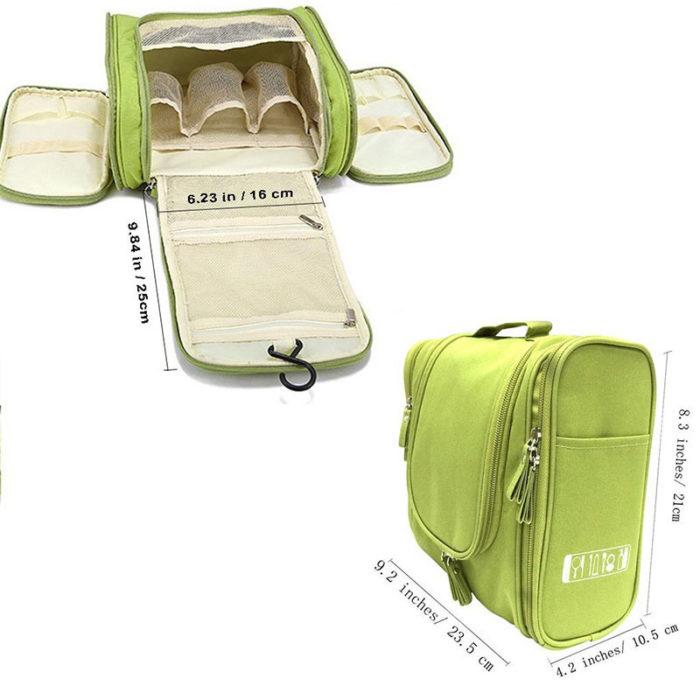 Toiletry Bag Waterproof Makeup Kit