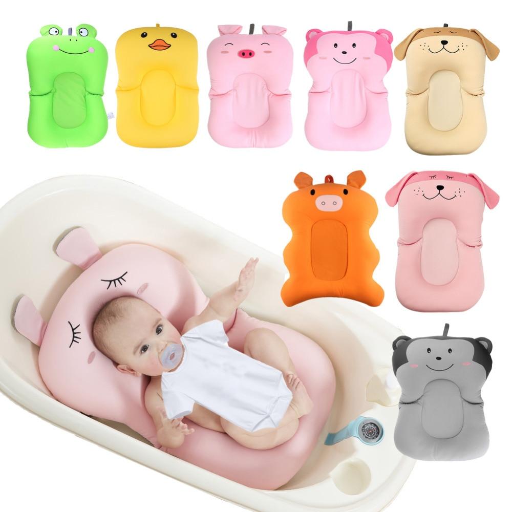 Baby Bath Tub Pillow Pad Air Cushion