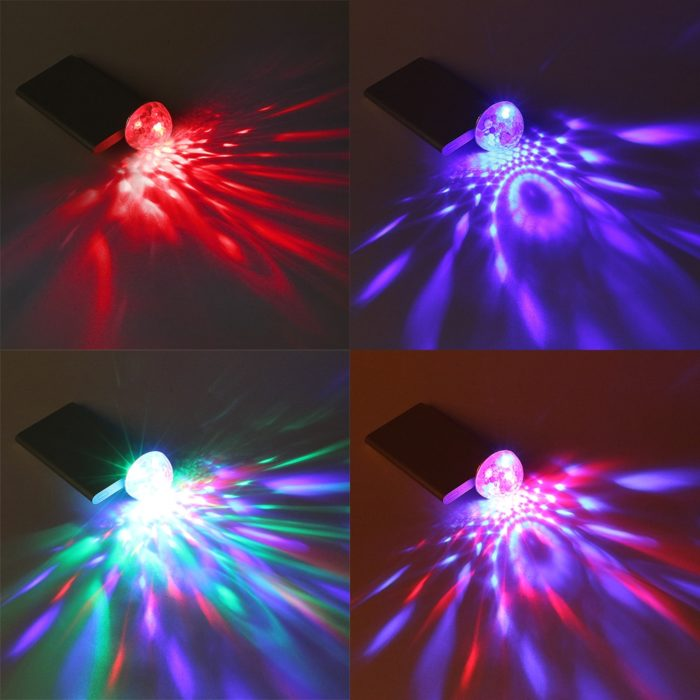 Party Lights USB Disco Ball LED Effect