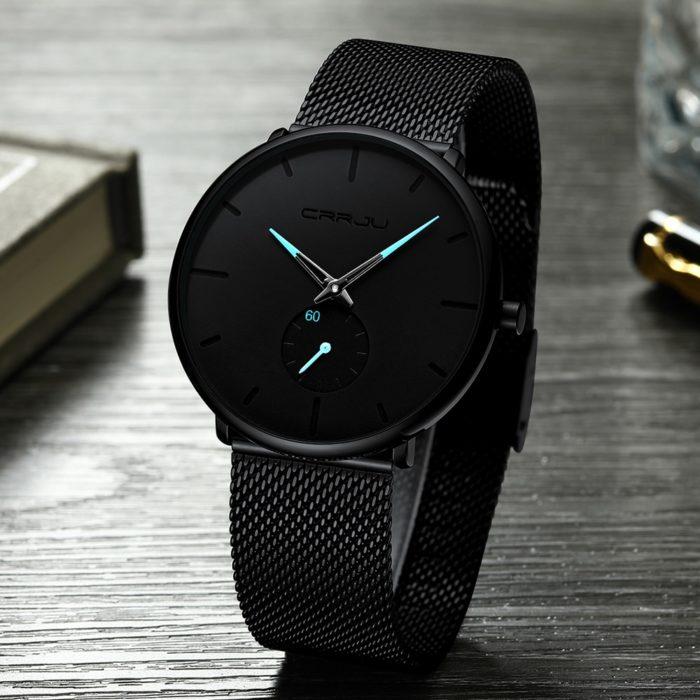 Men's Luxury Watch Stainless Steel