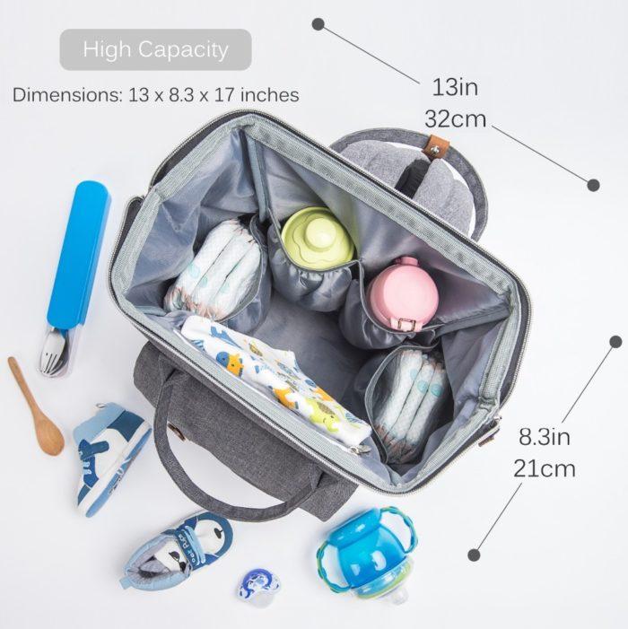 Multi-Function Diaper Bag