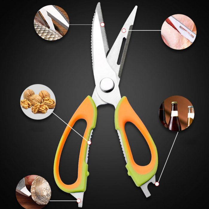 Kitchen Shears Multifunctional Scissors