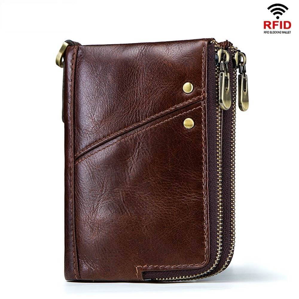 534ecb9f782c Cool Wallets Leather Men's Accessory - Life Changing Products