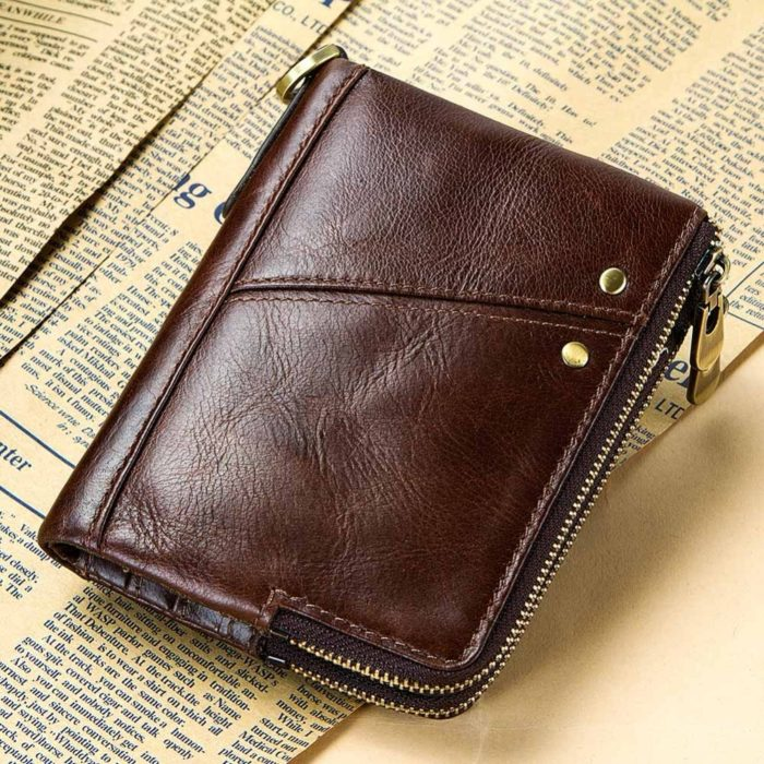 Cool Wallets Leather Men's Accessory