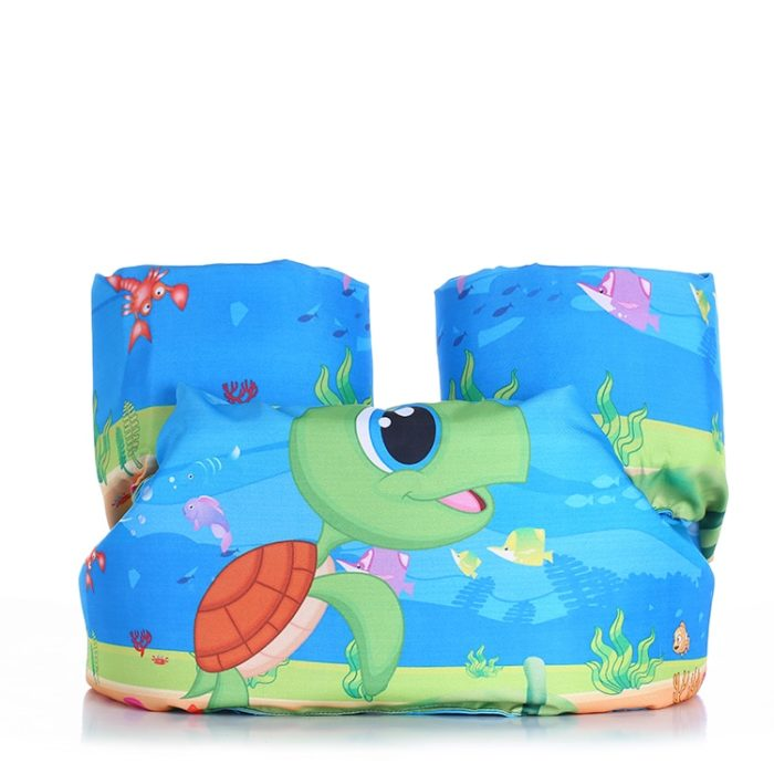 Kids Floaties Jacket Swimming Vest