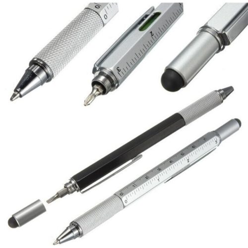 Ballpoint Pen 7 in 1 Multifunction Tool